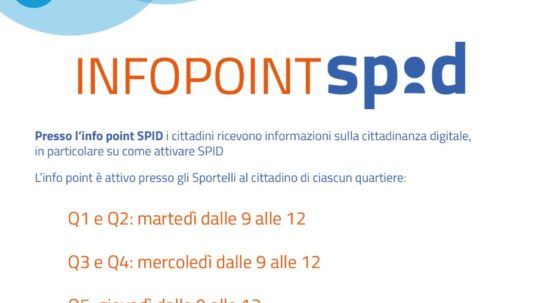 Infopoint Firenze Spid