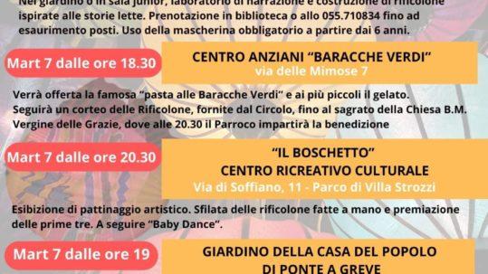 Festa rificolona q4 Firenze
